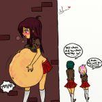School Girls Love Vore by Just-A-Little-Vore