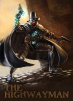 The Highwayman by Smolin