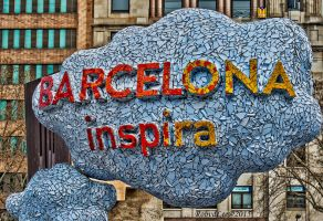 Barcelona inspira by forgottenson1