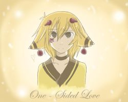 One Sided Love by loverofscythe
