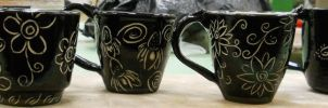 Mug Line Up by Stormphyre