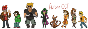 Aurora Line-up - Round 2 by Failureson
