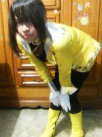 Preview Gokai yellow by deni-chi