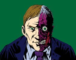 Two-face by lucassobotta