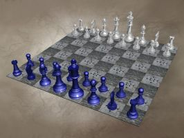 Chess pt 2 by loner654