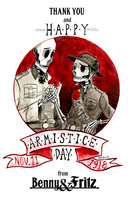 Armistice Day by JuneRevolver