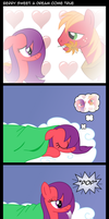 Berry Sweet: A Dream Come True by Thunderhawk03