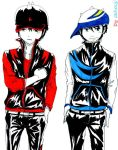 BoboiBoy: The Thunderbolt and The Hurricane by ashou-ji