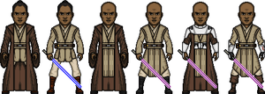 Mace Windu by MicroManED