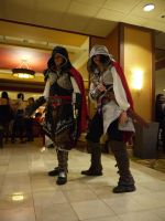 assassin's creed by victoryofjoy