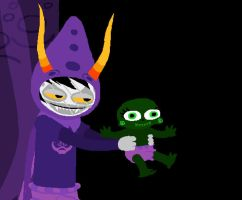 Gamzee GIF, From Le Update. by jag2583