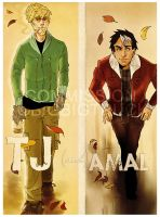 TJ + Amal Autumn by propensity