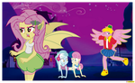 Do princesses dream of magic - equestria girls by CoNiKiBlaSu-fan