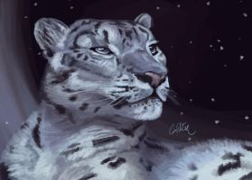 Regal - painting by Griffin-Fire