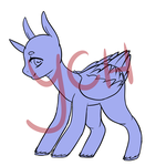 MLP YCH [4/5 OPEN] by pantiedpython