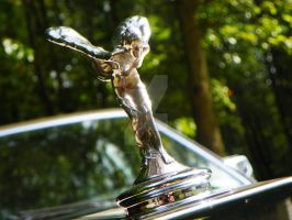 Rolls Royce Emblem by OutBack-Art