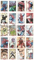 Spiderman Archives 3 by Csyeung