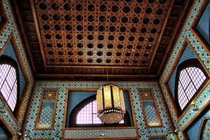 Ibn Battuta mall interiors arabic style by amirajuli