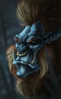 Orkish Folk from the North by TheTundraGhost