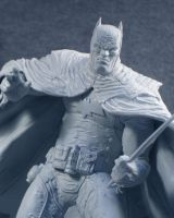Batman B/W Rafael Grampa 1 by BLACKPLAGUE1348