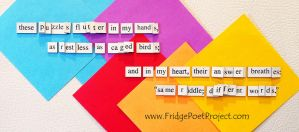 The Daily Magnet #318 by FridgePoetProject