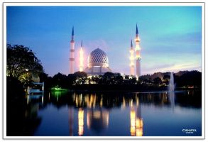 MOSQUE by agmnhob
