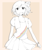My Little Rainbow by koolit13