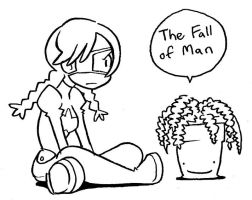 The Fall of Man by oh8