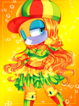 Commission: Tropicana Coconut by MayomiCCz