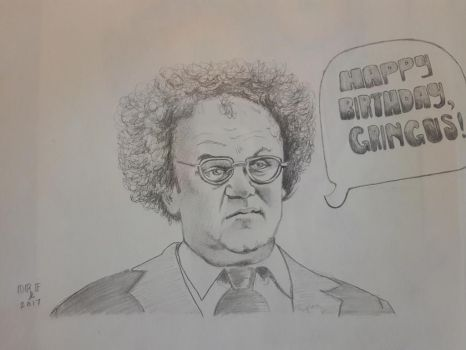 Brule's Rules birthday card by DoctorFantastic