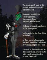 silly poem by Lordstevie