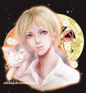 Natsume by Solchan