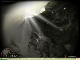Shadow of the Colossus by SatanicNemesis2K