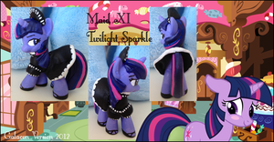 My little Pony FIM Maid Twilight Sparkle Blind Bag by Asukatze