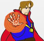 Dr. Strange by ThereGoesTheNGHBHD