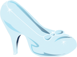 Cinderella's Glass Slipper by MiniCarly