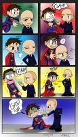 33 Lex Luthor's in control by OrangeBlueCream