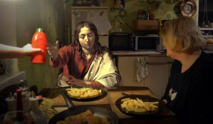 Jesus Fries by PencilLover