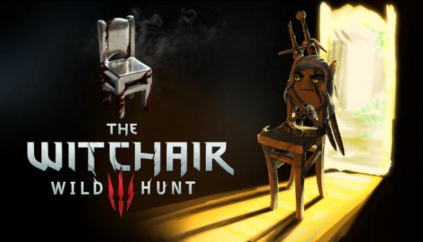 The Witchair - Worst pun ever by Leda456