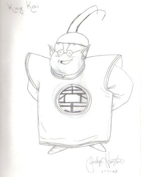 King Kai by Brackie