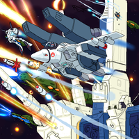 Macross by cap-tan