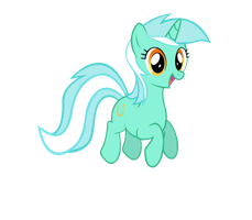 Happy Lyra by Blackm3sh