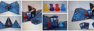 Doctor Who Board Game by marbler166