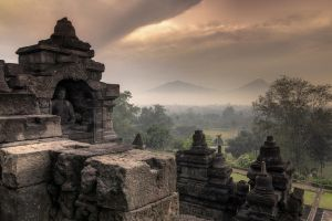 Borobodur Temple by Noah0207