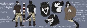 Sykes Stryker Reference 2014 by xAcidicCanine