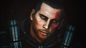 indoctrinated  Destruction (Mass Effect 3) by toxioneer
