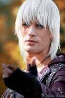 SSS Dante Devil May Cry 3 - Leon Chiro Cosplay Art by LeonChiroCosplayArt