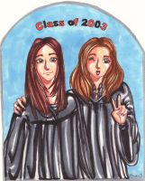 Graduation 2003 by saiyanbutterfly