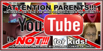 Youtube is not for kids by Airman-EXE