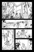 Doctor Who: the Tenth Doctor 5 - pag 17 by elena-casagrande
